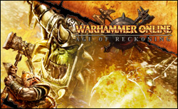 Warhammer Online - Interactive Flash Ads